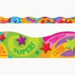 (12 Pk) Praise Words N Stars Terrific Trimmers