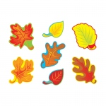 (6 Pk) Fall Leaves Variety Pk Classic Accents