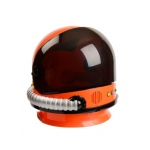 Aeromax Junior Astronaut Helmet: Orange