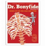 Bones Of Rib Cage And Spine Dr Bonyfide Activity Workbook