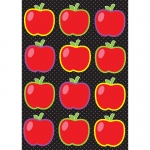 (6 Pk) Die Cut Magnets Apples