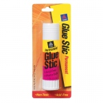 (12 Ea) Avery Glue Sticks Permanent 1.27 Oz