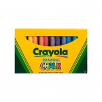(6 Bx) Crayola Colored Drawing Chalk 24ct Per Bx