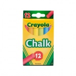 (36 Bx) Crayola Colored Low Dust Chalk