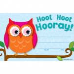 (6 Pk) Hoot Hoot Hooray Awards