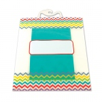 (3 Ea) Chevron Storage Bag