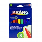 (6 Bx) Prang Professional Instant Water Color Markers 8 Per Pk