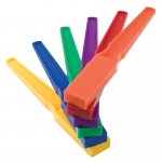 (24 Ea) Magnet Wand Asst Primary Colors