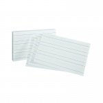 (10 Pk) Oxford Elementaries Index Cards