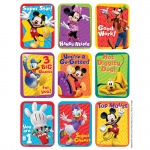 (12 Pk) Mickey Mouse Clubhouse Motivational Giant Stickers