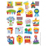 (12 Pk) Popcorn Scented Stickers