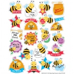 (12 Pk) Honey Scented Stickers