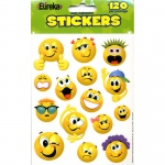 (12 Pk) Stickers Emoticons