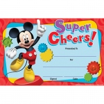 (6 Pk) Mickey Mouse Clubhouse Super Cheers Recognition Awards