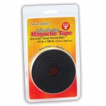 (6 Rl) Magnetic Tape 1/2 X 10 Self Adhesive