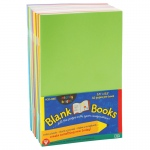 (2 Ea) Mighty Brights Books 32 Pg 5 1/2x8 1/2 10 Bk Asst Clrs