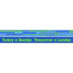 (4 Pk) Word Wall Read Double Sided Border