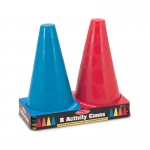 (2 St) 8 Activity Cones
