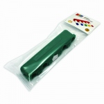 (4 Ea) Linemaster Whiteboard Staff Liner Assorted Colors