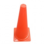 (4 Ea) Safety Cone 15in With Base