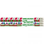 (12 Dz) Happy Holidays From Your Teacher Pencils 12 Per Pk