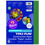 (10 Pk) Tru Ray 9x12 Dark Green Construction Paper 50sht Per Pk
