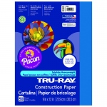 (10 Pk) Tru Ray 9x12 Blue Construction Paper 50sht Per Pk