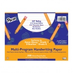 (2 Ea) Dnealian Multi-Program Gr K Handwriting 10-1/2x8-5/8 Long