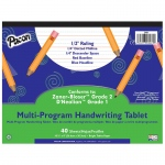 (12 Ea) Dnealian Multi-Program Gr 1 Handwriting Paper 10.5x8.5