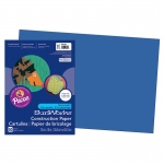 (10 Pk)construction Paper Dark Blue 12x18