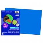 (10 Pk) Sunworks Bright Blue 12x18 Construction Paper