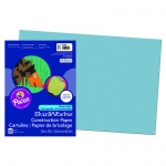 (10 Pk) 12x18 Sky Blue Groundwood Construction Paper 50 Sht Per Pk
