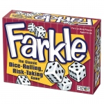 (3 Ea) Farkle The Classic Dice Roll Risk Taking Game