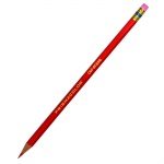 (24 Ea) Col Erase Pencil Red