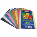 (12 Pk) Construction Paper Asst Color Pack 50 Shts Per Pk