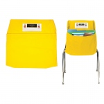 (2 Ea) Seat Sack Small Yellow