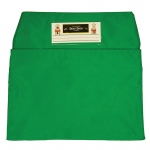 (2 Ea) Seat Sack Standard 14in Green