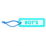 (12 Ea) Polka Dots Boys Pass