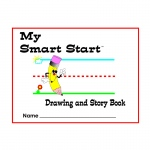 (6 Ea) Smart Start Journal Gr K-1 Landscape Handwriting Series