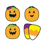 (6 Pk) Halloween Cut Outs