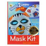 (2 Ea) Ready2learn Craft Kit Mask Kit