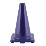 (2 Ea) Flexible Vinyl Cone 18in Ppl Weighted