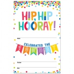 (12 Pk) Hooray For The 100th Day Awards