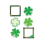 (6 Pk) Happy St Patricks Day 6in Cut Outs
