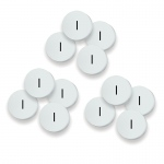 (3 St) 100 Ones Place Value Discs Set