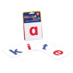 (12 Ea) Alphabet Cards A-Z Lower Case Letters