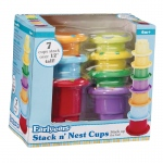 (3 Ea) Stack N Nest Cups
