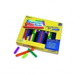 (2 Ea) Connecting Cuisenaire Rods Introductory Set