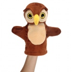 (3 Ea) My First Puppets Owl
