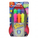 (3 St) Mr Sketch Scent Neon Chsl 6ct Per Set